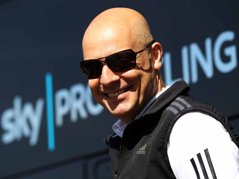 Dave Brailsford, the man with the Midas touch