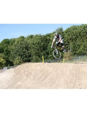 Nuke Proof rider Lukas Mechura