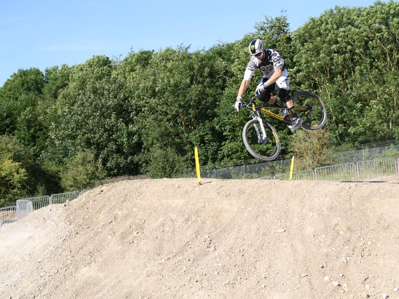 Nuke Proof rider Lukas Mechura