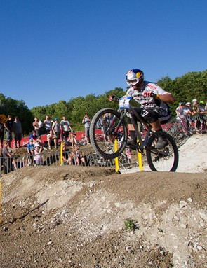 Michal Prokop beat Roger Rinderknecht to be crowned 2010's MBUK Eliminator champion