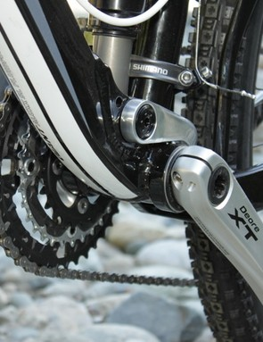 Shimano, SRAM and RaceFace will make press-fit 92mm bottom brackets to fit Giant's 2011 alloy models