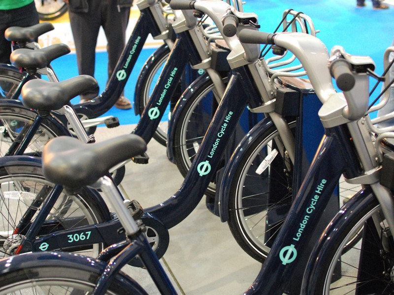Residents have been refused permission to challenge the building of a cycle hire docking station in Mayfair