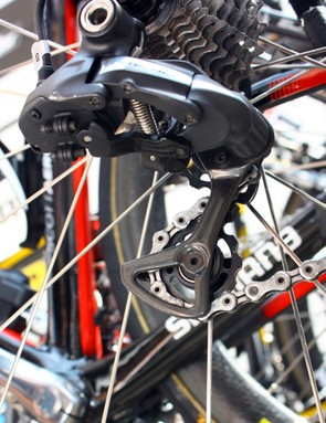 HTC-Columbia inked a late deal with Danish bearing outfit Ceramicspeed during the prologue and team bikes are now fully equipped across the board