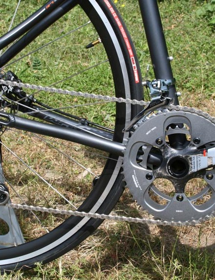 Whyte Montpellier used SRAM Red cranks