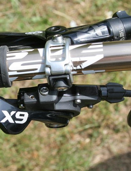 Whyte 146 uses SRAM X9