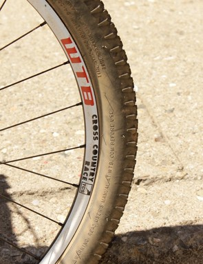 WTB's new Stryker cross-country wheelset