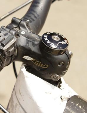 PRO's FRS 70mm freeride stem