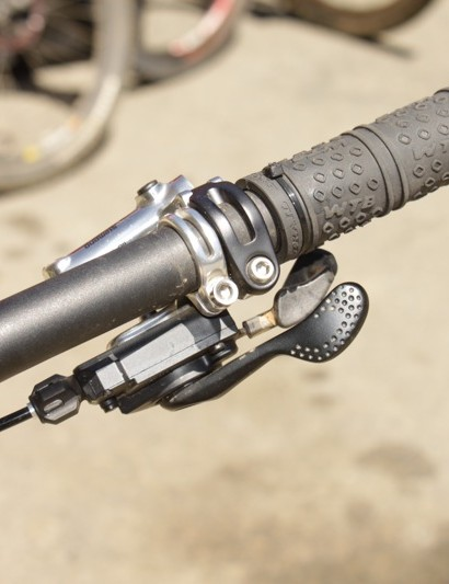 Shimano's M980 XTR shifter