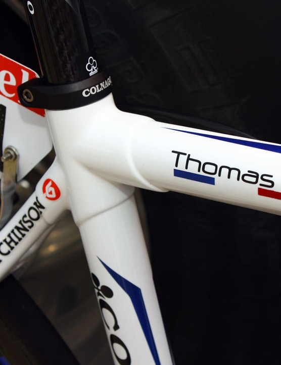 Colnago's new C59 uses more aggressively shaped tubes than before