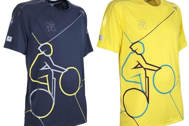 Adidas '26' T-shirts