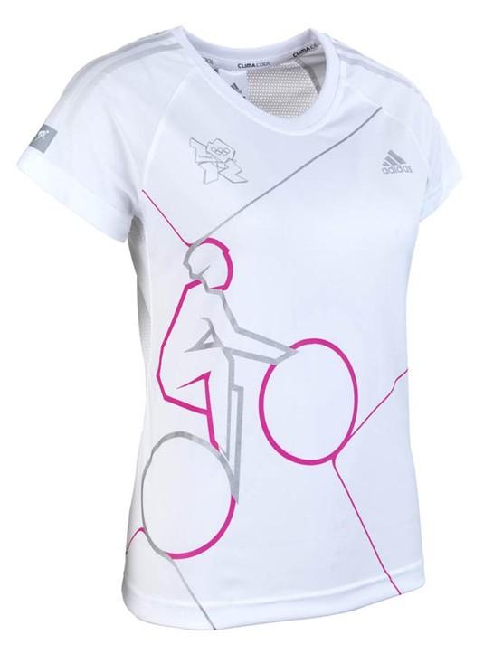 Adidas '26' women's tee