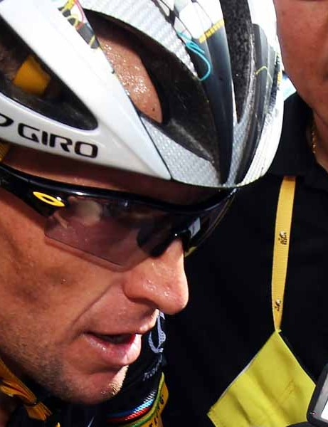 Lance Armstrong says he won't cooperate with a 'witch hunt'