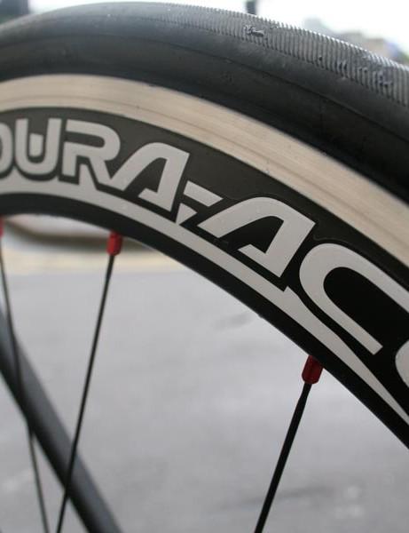 Dura-Ace wheels