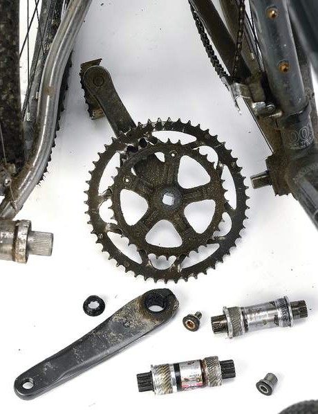 Replacing Shimano, Truvativ or FSA bottom brackets