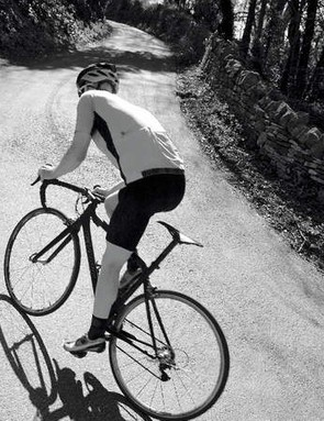 Even the slightest incline will start a chain reaction of force and fatigue on both your body and your bike