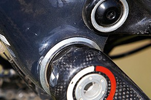 BB30 adds noticable stiffness to the transmission