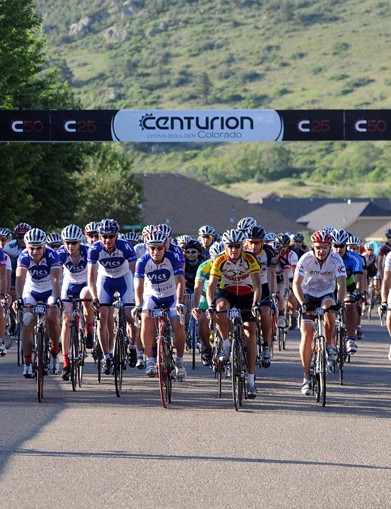 Centurion Cycling's inaugural Centurion Colorado