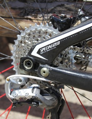 Specialized's new 142-plus rear end