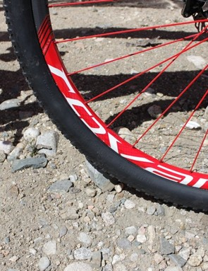 The Roval Controle SL carbon wheelset is said to weight just 1,400g