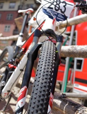 Specialized's Renegade 29er tire