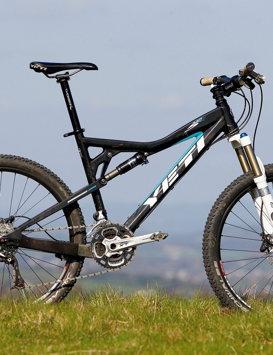 The Yeti ASR5 Carbon