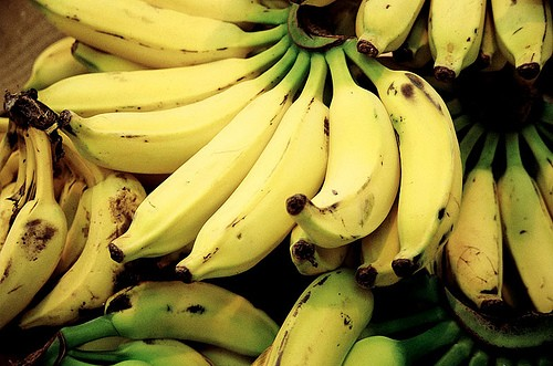 Bananas are always a great on-the-move refuelling food