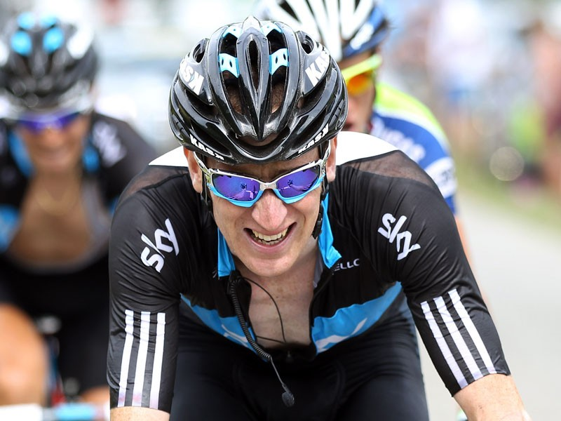 Brad Wiggins has not performed to expectations in this year's Tour