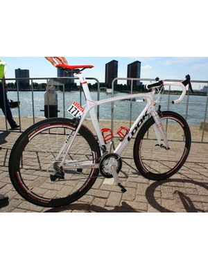 Cofidis riders are mostly on the new Look 695 at this year's Tour de France.