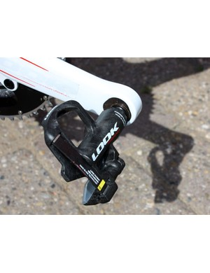 Look's latest Zed 2 crankarms offer adjustable effective crankarm length like the original Zed but now accommodates any threaded pedal.