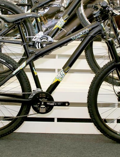 Commencal Ramones alloy hardtail