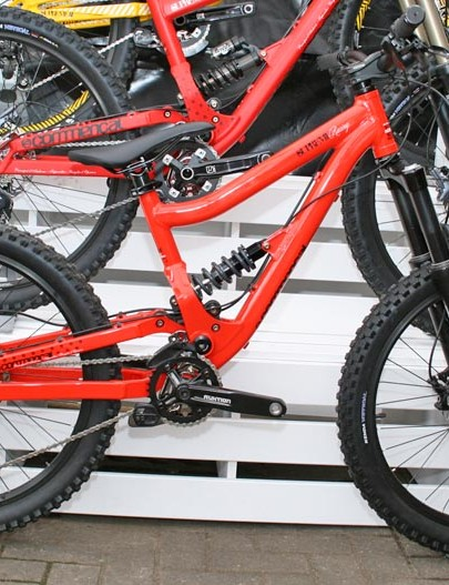 Commencal Supreme 24 for the little rippers
