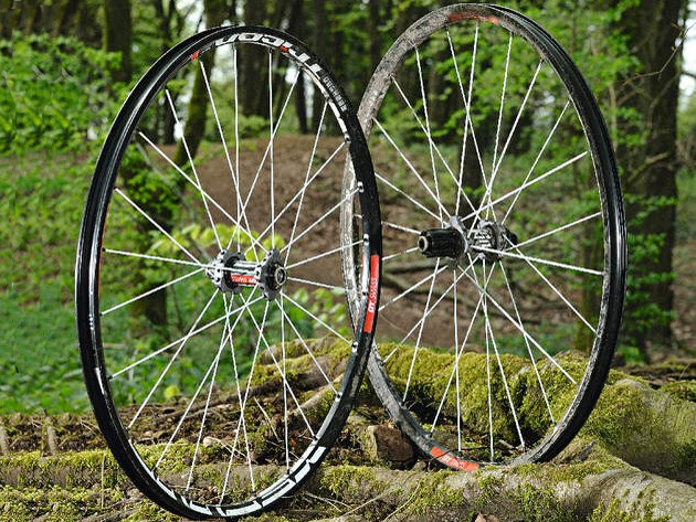 DT Swiss Tricon XM 1550 wheelset