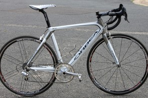 Campagnolo's Athena group can add style and grace to any bike, but especially complements steel and European models