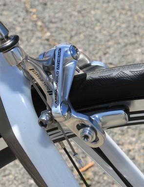 Athena's single-pivot rear brake