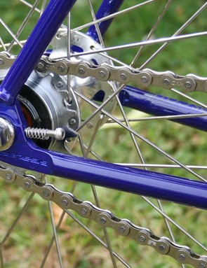 Genesis Flyer can be run singlespeed or fixed