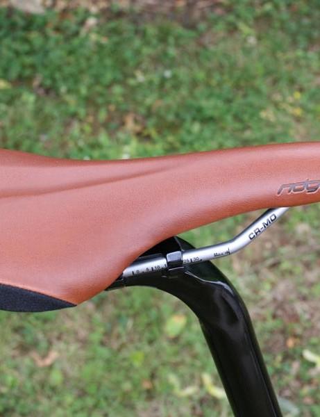 ...and saddle