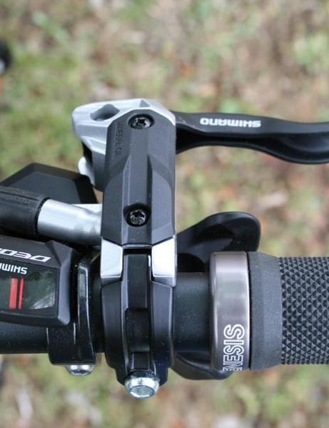 Genesis Core 40 Shimano BR-M445 brake lever
