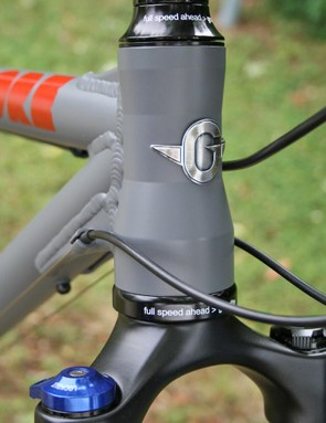 Genesis Core 40 with tapered headtube