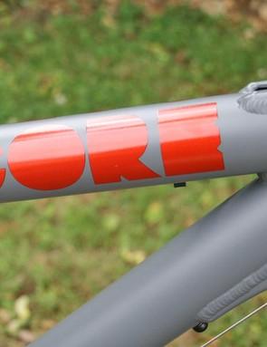 Genesis Core 40 weld detail.