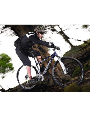 The Cobia offers a smoother ride than most £800 26ers
