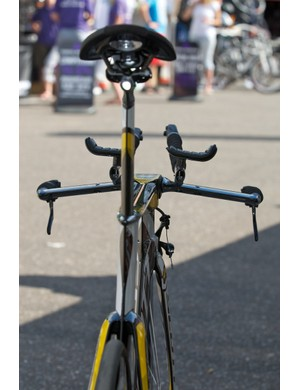 The Plasma Ultimate looks just as fast from the rear as the front