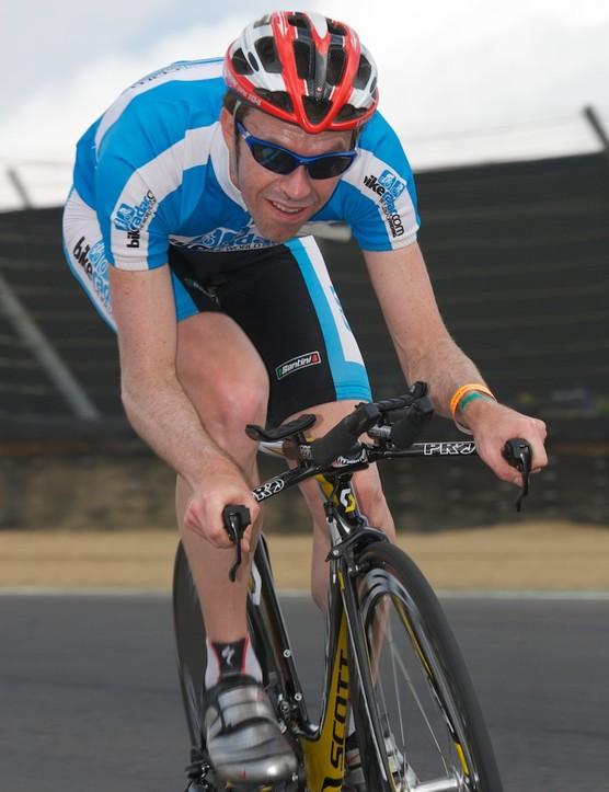 Jeff Jones rides the Scott Plasma 3 Ultimate