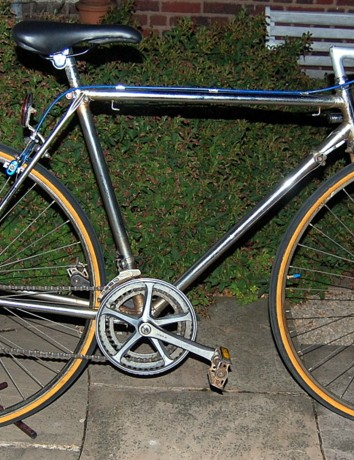 The raleigh before...