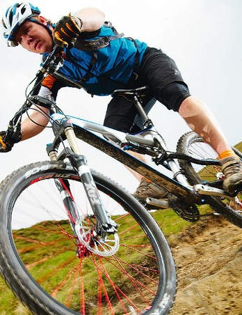 This is one of the fastest mid-travel trail bikes around