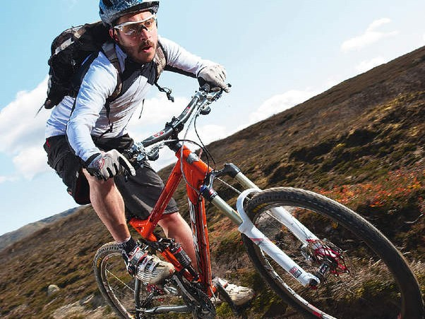 A mix of great handling, taut feel and predictable suspension make the Pace a compelling trail companion