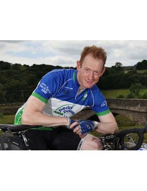 Andy Bond has prepared for the LEJOG