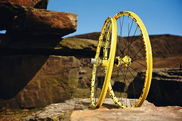 Mavic Deemax Ultimate wheelset