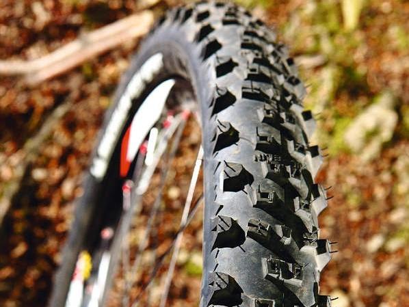 Michelin wild grip'r 2.4in tyres