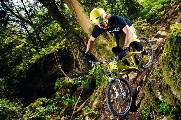 Just Ride Better: Hardtail skills