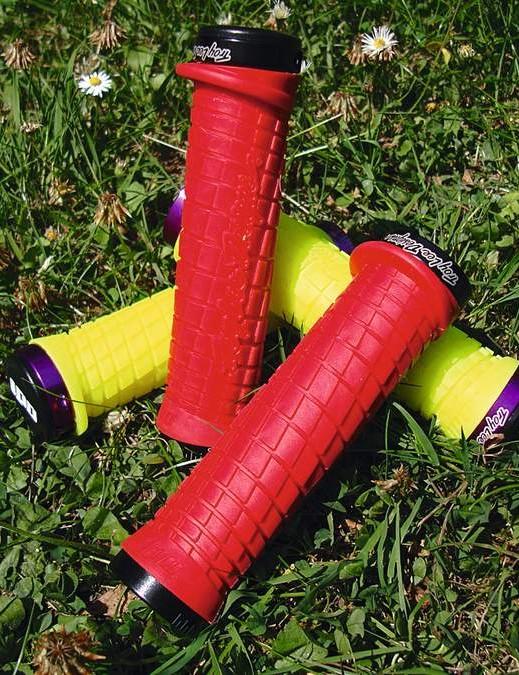 ODI Troy Lee Designs lock-on grips